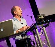 DP  at Blackpool podium